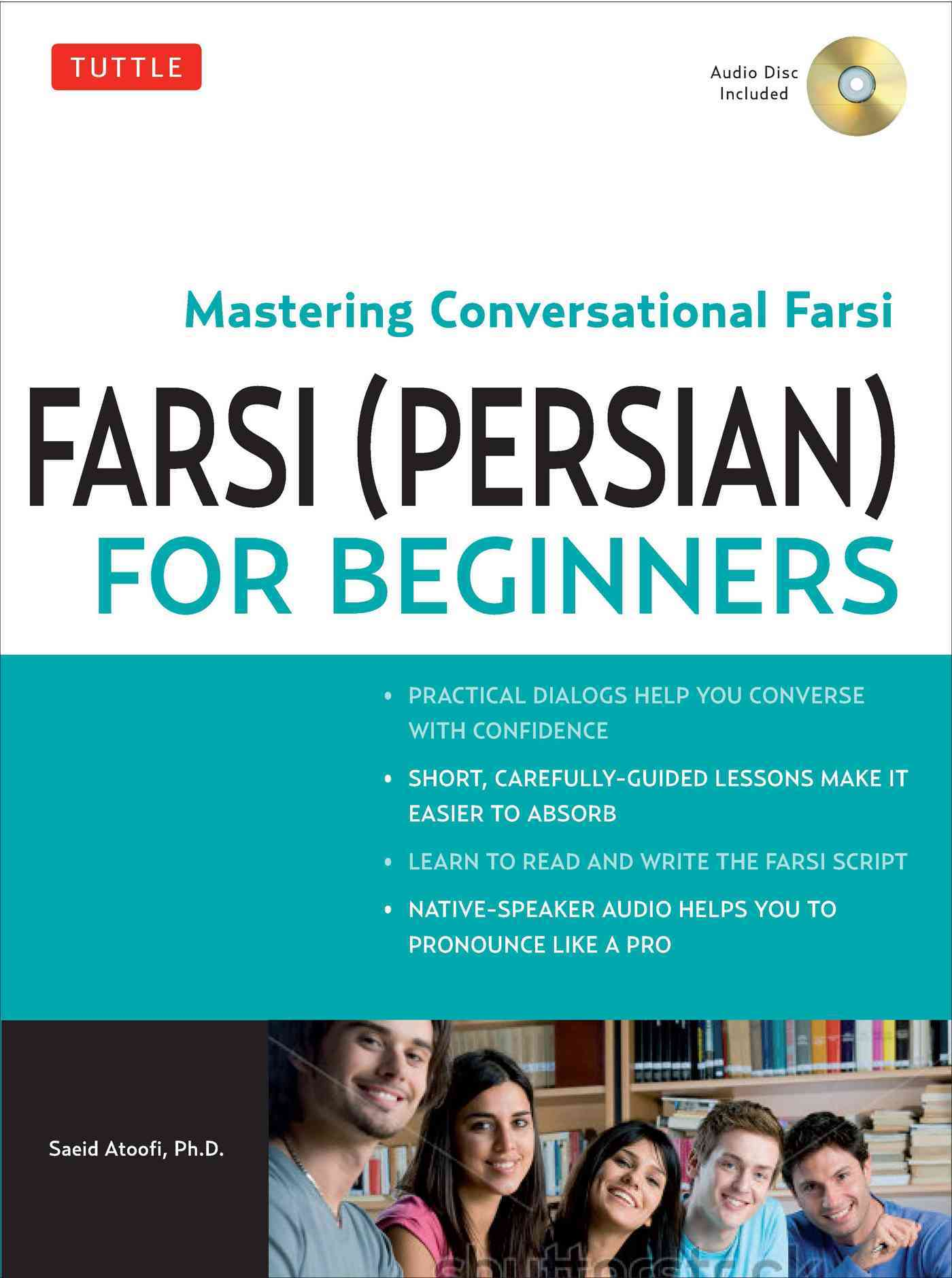 Farsi (Persian) for Beginners By Atoofi, Saeid